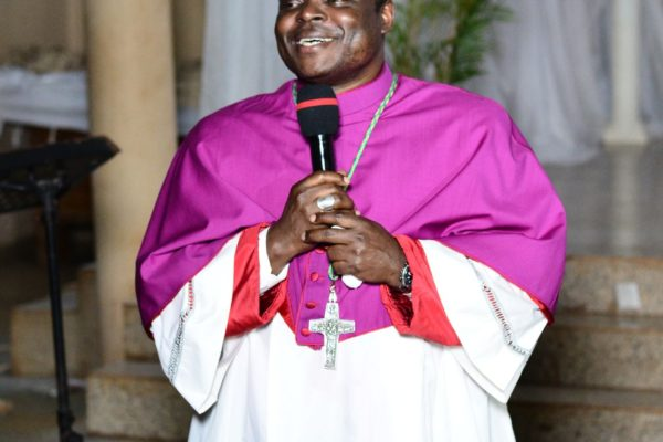 Bishop Celebrates 25TH Anniversary