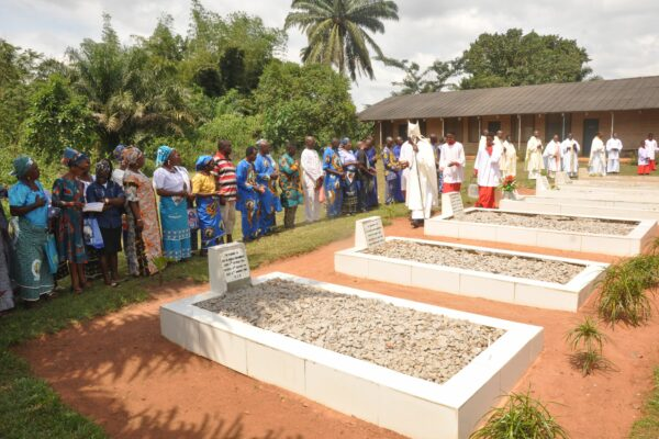 Diocese Remembers Faith Heroes